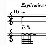 C.P.E. Bach Trillo
