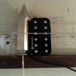Humbucking Baritone Guitar